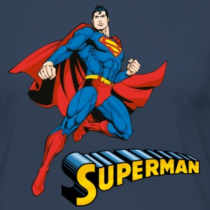 manches longues superman spreadshirt. Black Bedroom Furniture Sets. Home Design Ideas