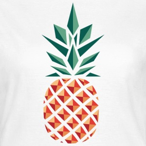 Pineapple (Geometric Style) T-Shirts - Women's T-Shirt