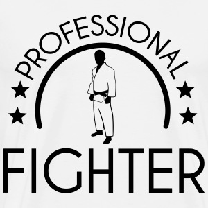 Professional Fighter T-Shirts - Männer Premium T-Shirt