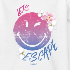 SmileyWorld 'Let's Escape' kids t-shirt - Kids' T-Shirt