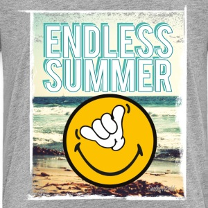 SmileyWorld 'Endless Summer' teenager t-shirt - Teenage Premium T-Shirt