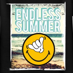 Smiley World Endless Summer Teenager T-Shirt - Teenager T-Shirt