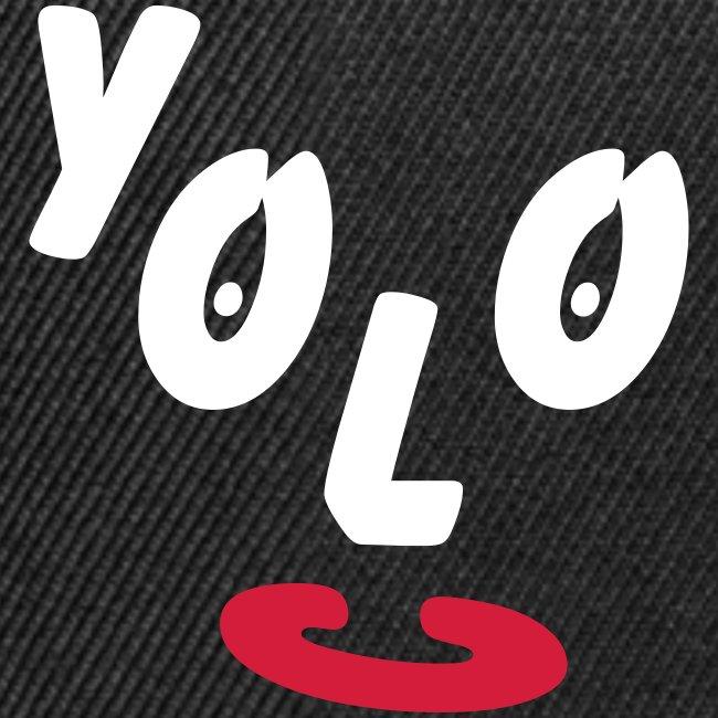 YOLO cap