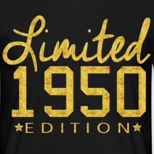 Limited 1950 Edition T-Shirts - Men's T-Shirt
