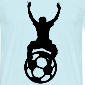 Fan Joy - Football (Euro 2016) T-Shirts - Men's T-Shirt