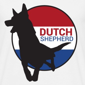 Dutch Shepherd Dog - Men's T-Shirt