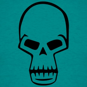 stylized skull T-Shirts - Men's T-Shirt
