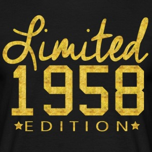 Limited 1958 Edition T-Shirts - Men's T-Shirt