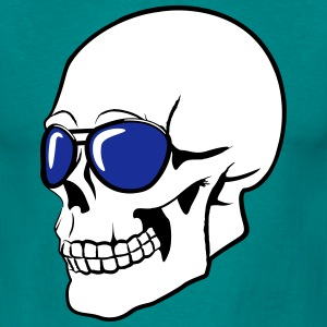 Skull sunglasses T-Shirts - Men's T-Shirt