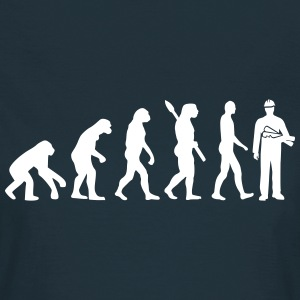 Evolution Bauleiter T-Shirts - Frauen T-Shirt