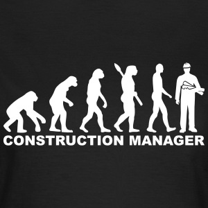 Construction Manager T-Shirts - Frauen T-Shirt