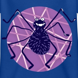 spider_06201602 T-Shirts - Kinder T-Shirt