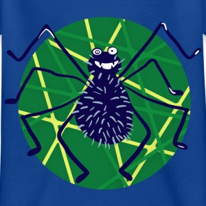 spider_06201603 T-Shirts - Kinder T-Shirt