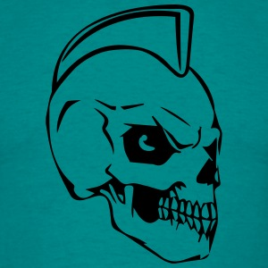 Skull evil punk T-Shirts - Men's T-Shirt