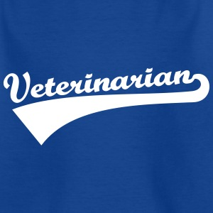 Veterinarian T-Shirts - Kinder T-Shirt