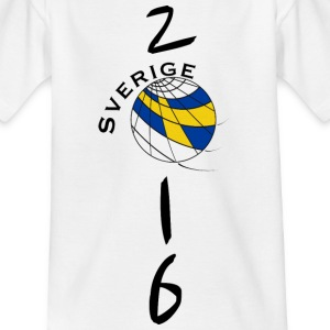 Sweden T-Shirt Teens - Teenager T-Shirt