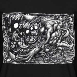 Grendel Mother Dream by Brian Benson - Men's T-Shirt