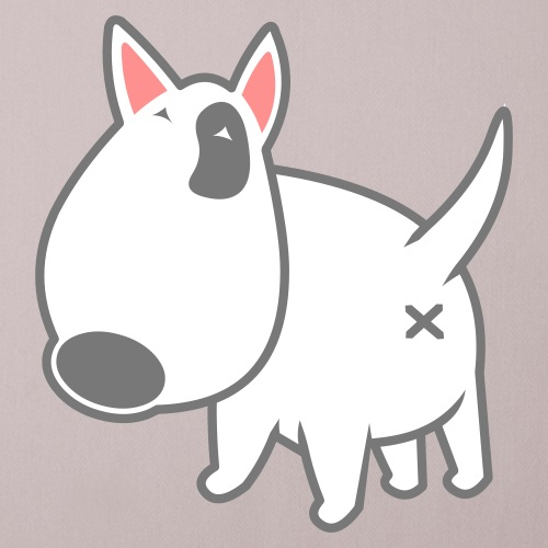 Bullterrier Bully illu_backside_3c
