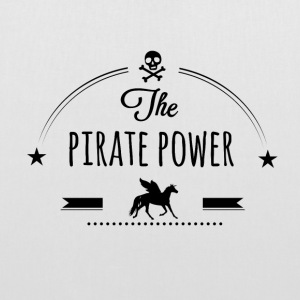 Pirate Power - Tote Bag