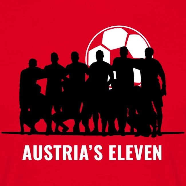 Austria's Eleven Herrenshirt