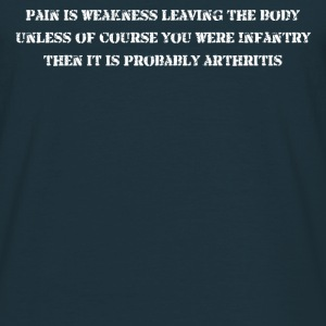 Arthritis Infantry - Men's T-Shirt