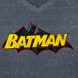Batman 'Bat' Women T-Shirt - Vrouwen T-shirt met V-hals