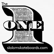 Design ~ 'The One' Ringer T-shirt