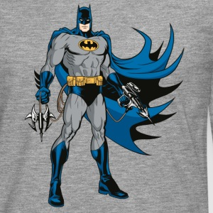 Batman 'Pose Gear' Men Longsleeve shirt - Premium langermet T-skjorte for menn