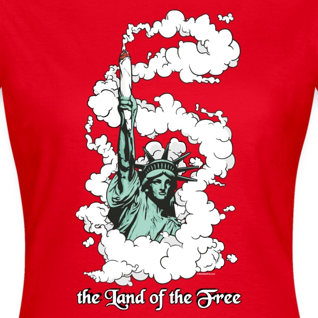the Land of the Free ... Cannabis - female