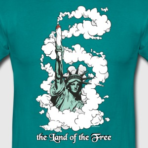 the Land of the Free T-Shirts - Männer T-Shirt