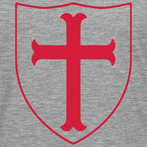 crusaders cross #2 Manches longues - T-shirt manches longues Premium Homme