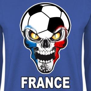 Football Skull France 03