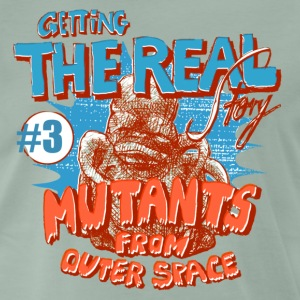mutants from outer space - Männer Premium T-Shirt