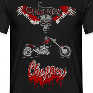 Choppers - T-shirt Homme