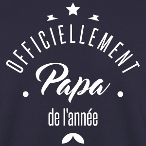 papa de l'année Sweat-shirts - Sweat-shirt Homme