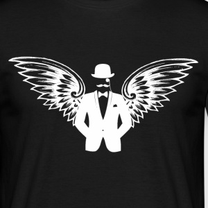 The Flying Man - T-shirt Homme