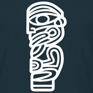 MAORI TIKI (tribal collection) - Men's T-Shirt
