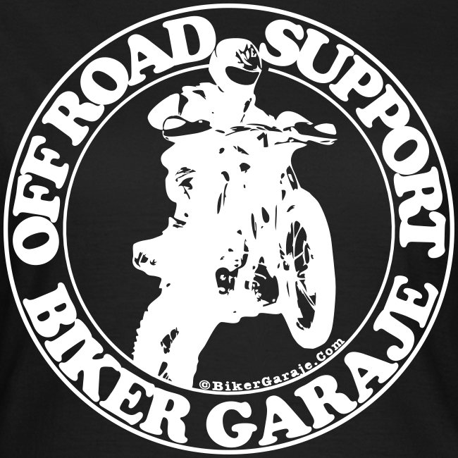 Camiseta Chica Off Road Support