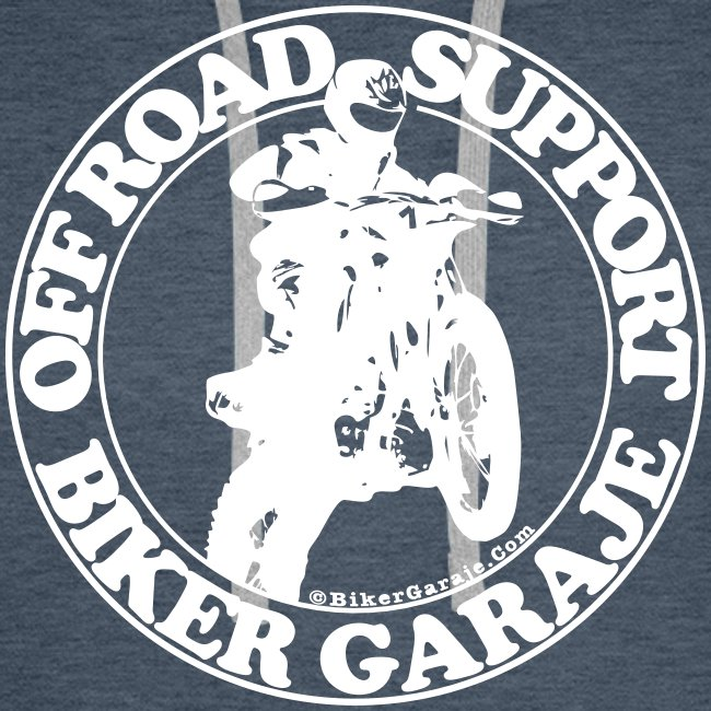 Sudadera Off Road Support