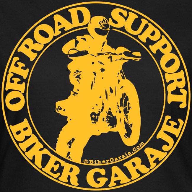 Camiseta Chica Off Road Support