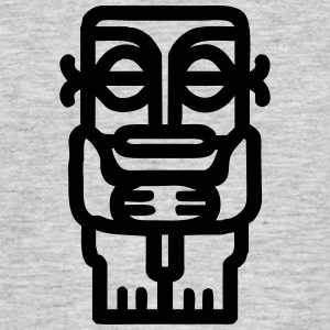 TIKI FROM TAHITI (tribal collection) - Men's T-Shirt