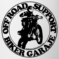 Diseño ~ Taza Off Road Support