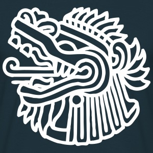 QUETZATCOATL (tribal collection) - Men's T-Shirt