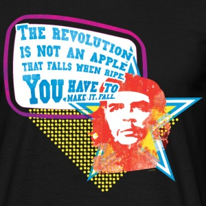 Che Guevara Men T-Shirt The Revolution is not an  - Men's T-Shirt