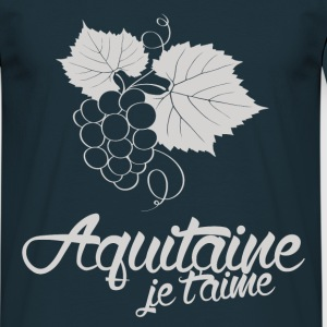 Tee Shirt France Aquitaine Gironde Bordeaux 33 - A - T-shirt Homme