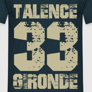 Tee Shirt France Aquitaine Gironde 33 Talence - T-shirt Homme