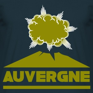 Tee Shirt France Auvergne  - T-shirt Homme