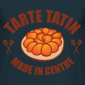 Tee Shirt France Centre Tarte tatin - T-shirt Homme