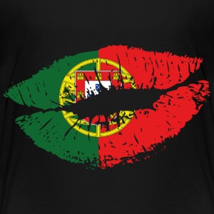 Mouth Portugal T-Shirts - Kinder Premium T-Shirt