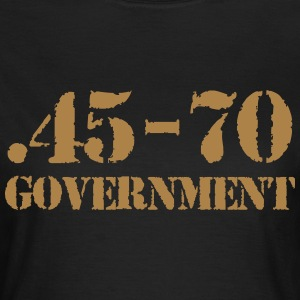 45-70 caliber ammo - Women's T-Shirt
